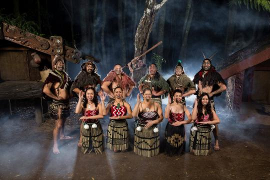 Tamaki Māori Village [included]