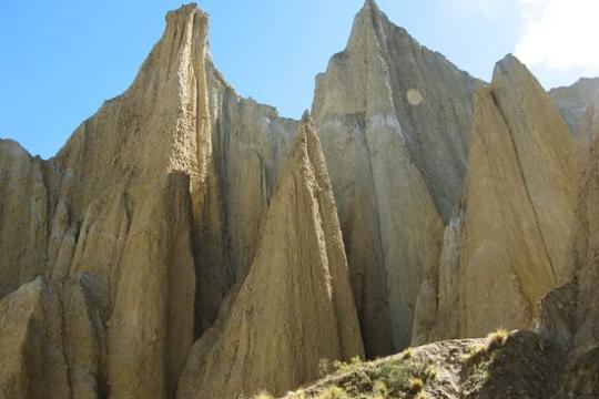Omarama Clay Cliffs