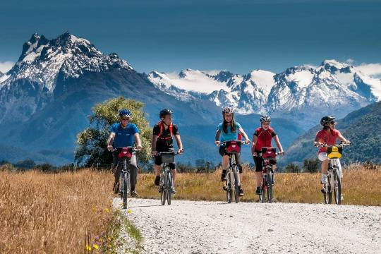 Electric Bikes Glenorchy