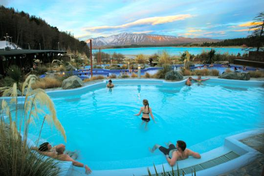 Lake Tekapo Hot Springs