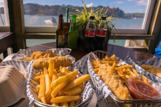 Mangonui Fish n Chips