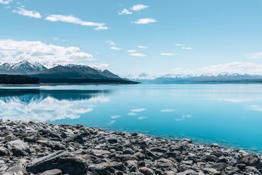 Visit Lake Pukaki