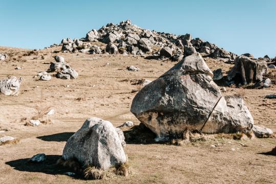 Castle Hill (Kura Tawhiti)