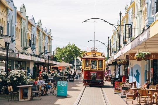 Day 20: Christchurch