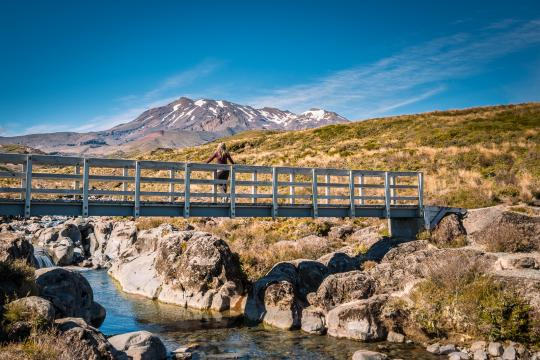 Mount Ruapehu & Central Plateau