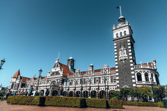 Day 7: Aoraki Mount Cook to Dunedin