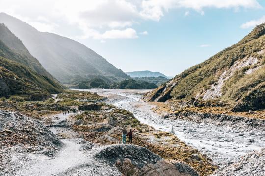 Fox Glacier & Franz Josef Glacier