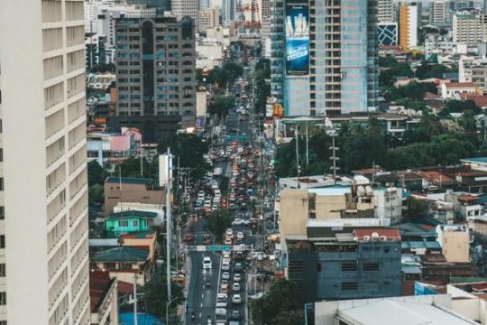 Stop 6: Manila
