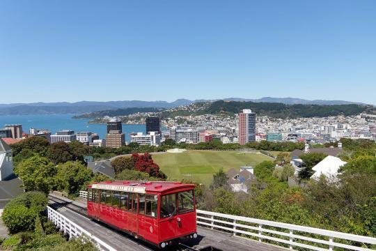 Day 6: Taupo to Wellington