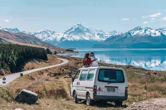 A Road Trip Through the South Island of New Zealand