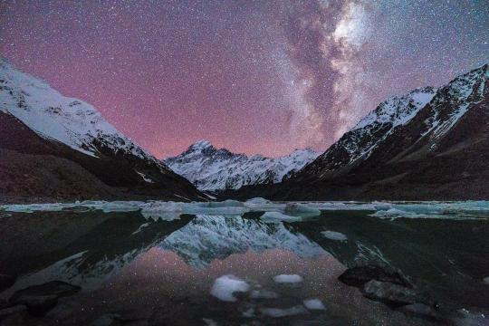 20-Day Self Drive Photography Adventure in New Zealand's South Island